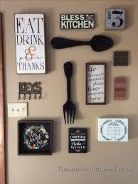 coffee wall decor kitchen