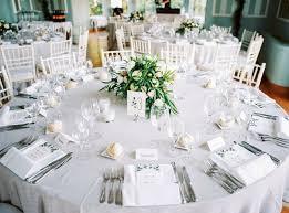 wedding reception table settings. Round Wedding Tables Reception Table Settings E