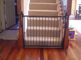 best baby gates for stairs with banisters  latest door  stair design