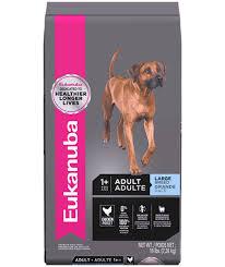 Eukanuba Large Breed Puppy Feeding Chart Large Breed Adult Dog Food Eukanuba