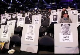 Photos Grammys 2019 Seating Revealed See Whos Seating