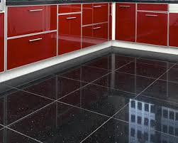 High Gloss Black Floor Tiles With Cabinet Sparkle Kitchen Tile And For  Bathrooms Glitter B Q Glasgow