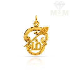 gold om pendant om pendant gold