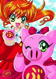 Ai to Yuuki no Pig Girl Tonde Buurin (Super Pig) – Episódio 04