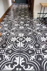 diy flooring projects faux cement tile painted floors floor ideas for those on