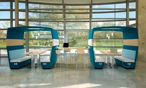 Open Office Design Magnificent Collaborative Open Office Lounge Enclaves