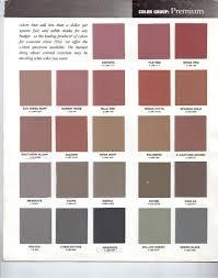 Davis Concrete Color Chart Davis Concrete Color Chart Bahangit Co