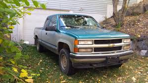 James Robertson's 1995 Chevrolet Silverado 1500