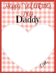 happy valentine s day dad. Plain Day Happy Valentineu0027s Day Daddy Card In Valentine S Dad V