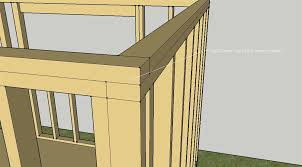 framing a wall. How To Frame A Corner Framing With 2 X 4 Small Solar Home Exterior Wall E