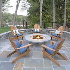 adirondack chairs around fire pit. Modren Around Awesome Outdoor Furniture Around Fire Pit Garden And Lawn  Adirondack Chairs Teak TeakOutdoorFurnituresimple In O