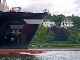 Ausguck bei schiffen
