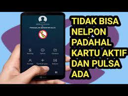 Maybe you would like to learn more about one of these? 2 Cara Mengatasi Hp Android Tidak Bisa Melakukan Panggilan Keluar Youtube