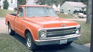 Car Manuals Literature Chevrolet 1969 Truck Owner S Manual 69 Chevy Pick Up Guidohof