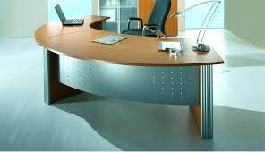 curved office desks. Interior, Modern Home Office Desks Curved Desk Omega Decent Ideal 2: I