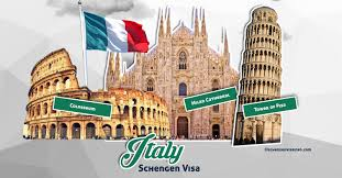 Applying For An Italian Visa In The United Kingdom Italy Visa Uk