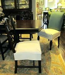 dazzling plastic covers for dining room chairs protectors chair