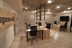 wood floor office. [e-spres-oh] By Ezzo Design Wood Floor Office