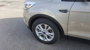2018 ford white gold. unique white goldwhite gold 2018 ford escape left front rim and tire photo in winnipeg for ford white gold