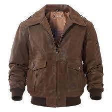 s flavor men s leather flight er jacket air force aviator view larger