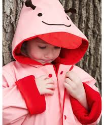 Skip Hop Raincoat Size Chart Skip Hop Ladybug Zoo Raincoat Toddler Girls Zulily