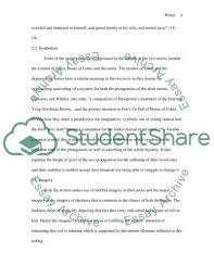Literary analysis essay for young goodman brown  Literary analysis essay  for young goodman brown