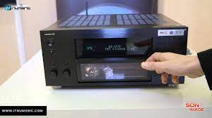 ONKYO TX- RZ 900 - Ampli home-cinéma 7.2 certifié THX Select 2 - YouTube