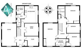 Residential FloorplansSample Floor Plans With Dimensions