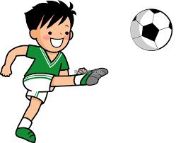 「サッカー キック イラスト」の画像検索結果