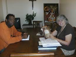Catholic Islander News: RCIA Candidate