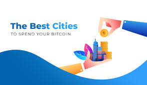 It's easier than you think! Trastra Blog The Best Cities To Spend Your Bitcoin