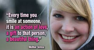 Beautiful Smile Quotes For Girl Best Of Girl Quotes Every Time You Smile At Someone It Is An Action Of Love