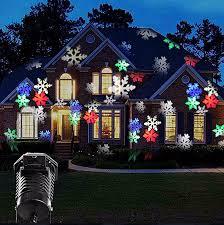 halloween outdoor lighting. Halloween House Decoration LED Lights Projector Outdoor Waterproof 10 Slides Lighting R