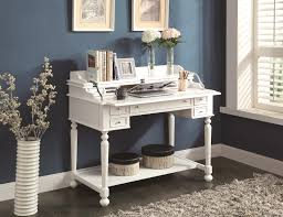 small writing desk with drawers lovely small white writing desk with drawers and ample open shelf