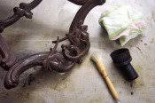 antique furniture cleaner. cleaning antique furniture use a soft brush for carvings to get the dust out cleaner