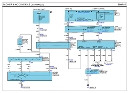 repair guides g 2 7 dohc (2008) blower & a c control system hino wiring diagram schematic schematic diagrams, page 01 (2008) Hino Wiring Diagram Schematic