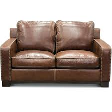 loveseats tan leather loveseat casual classic sandalwood brown furniture light couch and tan leather loveseat