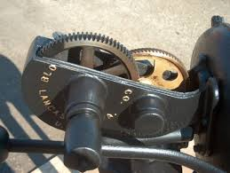 champion forge blower. champion blower and forge co. model 400