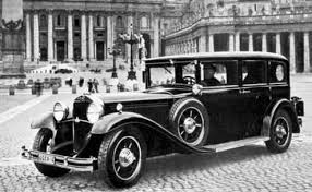Who Made The First Car When Was The First Car Made