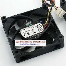 aliexpress com buy original cooler master fa07015e12bmc 12v 0 70 Cooler Master Cpu Fan 4 Wire Wiring original cooler master fa07015e12bmc 12v 0 70a 7cm 7020 7015 4 wires cpu cooling fan CPU Fan Heatsink with Clips