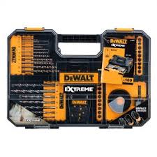 Купить DEWALT DT70620T <b>набор сверл и</b> насадок EXTREME ...