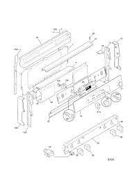 Fgf379wecs range backguard parts diagram