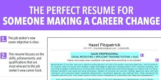 Career Change Resume Objective Amazing 8019 Career Change Resume Sample Career Change Resume Objective Statement