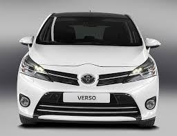 new car release dates 2013New Price Release 2015 Toyota Verso Review Front View Model  Top