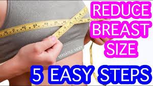 Reduce Breast Size In 1 Week 100 Works