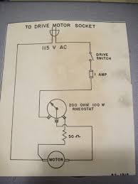 want to make ac dc motor reversible