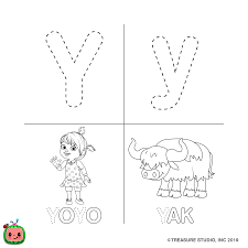 See also coloring sheets images below: Abc Coloring Pages Cocomelon Com