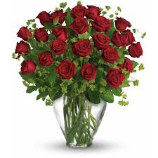 my perfect love long stemmed red roses