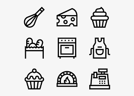 Bakery Swimming Pool Icons Png Image Transparent Png Free