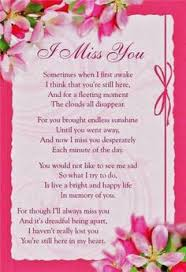 In loving memory, Mom and Dad on Pinterest | Miss You, I Miss You ... via Relatably.com